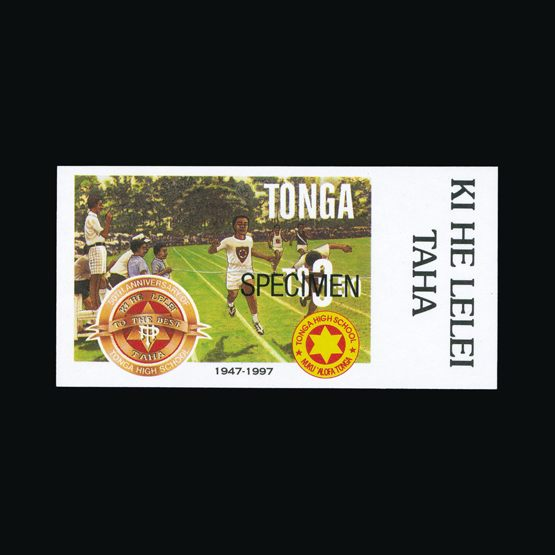 Lot 19352 - tonga 1997 -  Universal Philatelic Auctions Sale #75 | Unsold lots at reserve prices (80% of estimate)