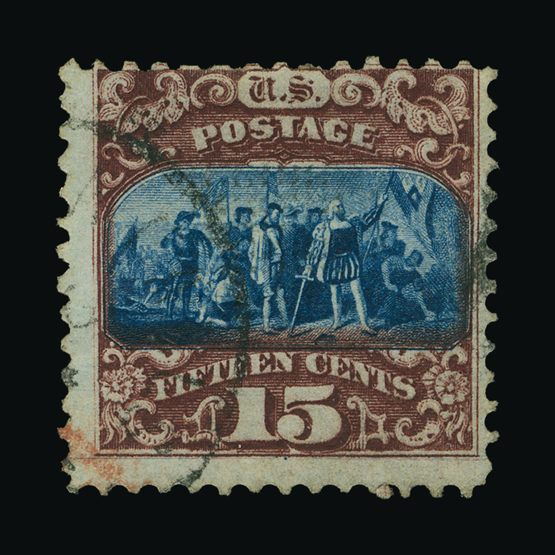 Lot 19756 - United States of America 1869 -  Universal Philatelic Auctions Sale #75 | Unsold lots at reserve prices (80% of estimate)