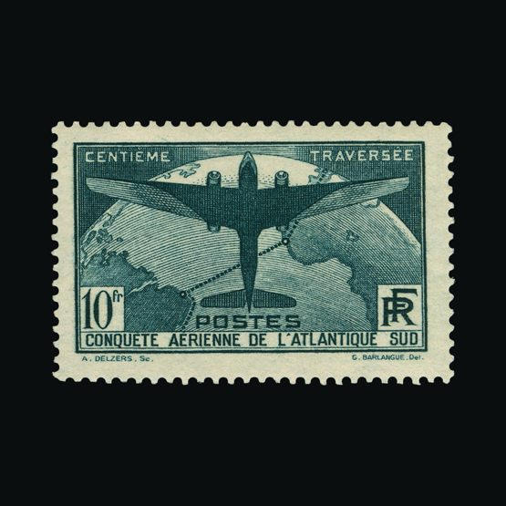 Lot 4922 - France 1936 -  Universal Philatelic Auctions Sale #75