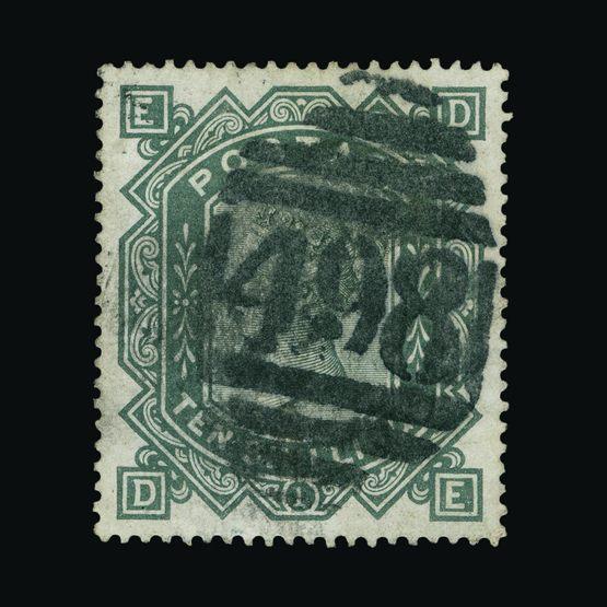 Lot 7673 - Great Britain - QV (surface printed) 1867-83 -  Universal Philatelic Auctions Sale #75