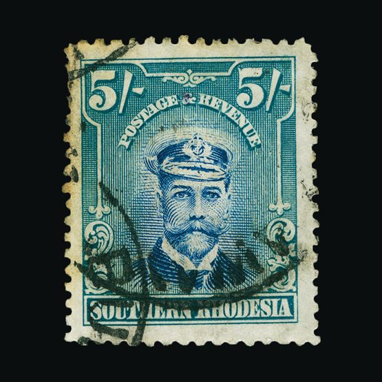 Lot 16964 - Rhodesia - Southern Rhodesia 1924-29 -  Universal Philatelic Auctions Sale #76 worldwide Collections