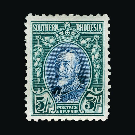 Lot 16978 - Rhodesia - Southern Rhodesia 1931-37 -  Universal Philatelic Auctions Sale #76 worldwide Collections