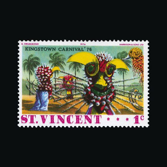 Lot 18602 - st. vincent 1976 -  Universal Philatelic Auctions Sale #76 worldwide Collections