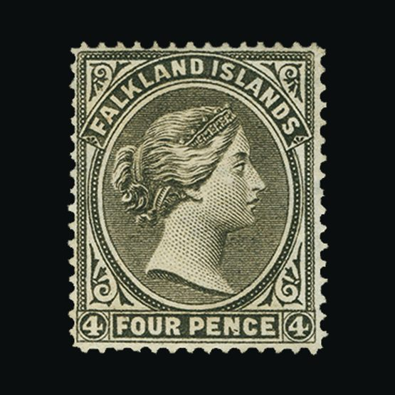 Lot 216 - Bradbury Wilkinson Collection  -  Universal Philatelic Auctions Sale #76 worldwide Collections