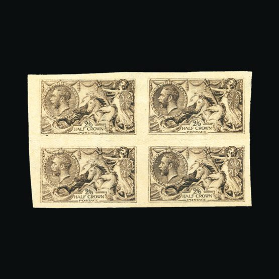 Lot 221 - Bradbury Wilkinson Collection  -  Universal Philatelic Auctions Sale #76 worldwide Collections