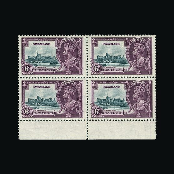Lot 255 - Bradbury Wilkinson Collection  -  Universal Philatelic Auctions Sale #76 worldwide Collections