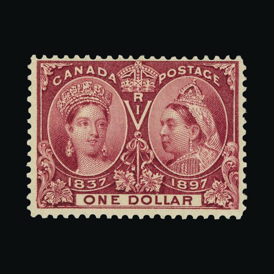 Lot 2598 - Canada 1897 -  Universal Philatelic Auctions Sale #76 worldwide Collections