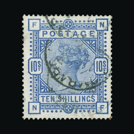 Lot 7885 - Great Britain - QV (surface printed) 1883-84 -  Universal Philatelic Auctions Sale #76 worldwide Collections