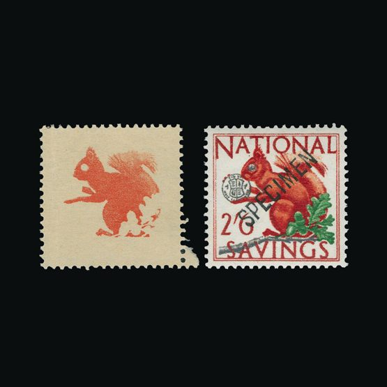 Lot 9629 - Great Britain - Cinderellas 1920 -  Universal Philatelic Auctions Sale #76 worldwide Collections