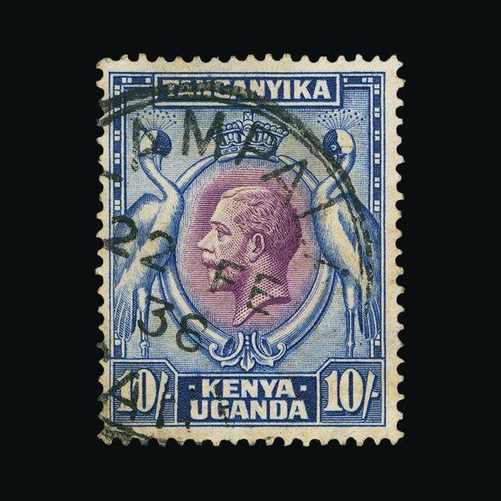 Lot 13214 - kenya uganda and tanganyika 1935 -  Universal Philatelic Auctions Sale #77 worldwide Collections