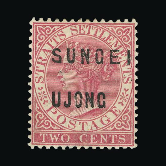 Lot 14381 - Malaya - Sungei Ujong 1883-84 -  Universal Philatelic Auctions Sale #77 worldwide Collections