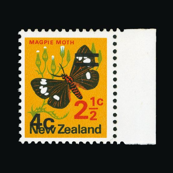 Lot 15319 - New Zealand 1971-73 -  Universal Philatelic Auctions Sale #77 worldwide Collections