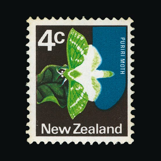 Lot 15323 - New Zealand 1973-76 -  Universal Philatelic Auctions Sale #77 worldwide Collections