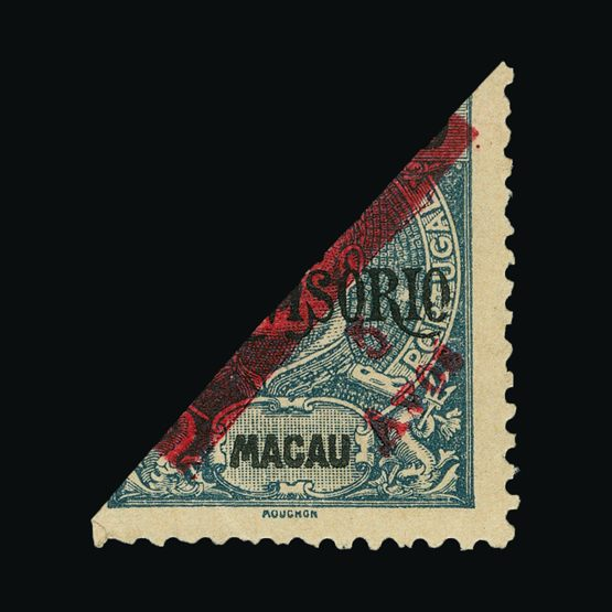 Lot 16721 - Portugal - Colonies - Macau 1911 -  Universal Philatelic Auctions Sale #77 worldwide Collections