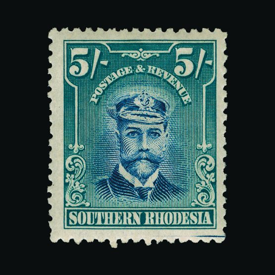 Lot 17057 - Rhodesia - Southern Rhodesia 1924-29 -  Universal Philatelic Auctions Sale #77 worldwide Collections