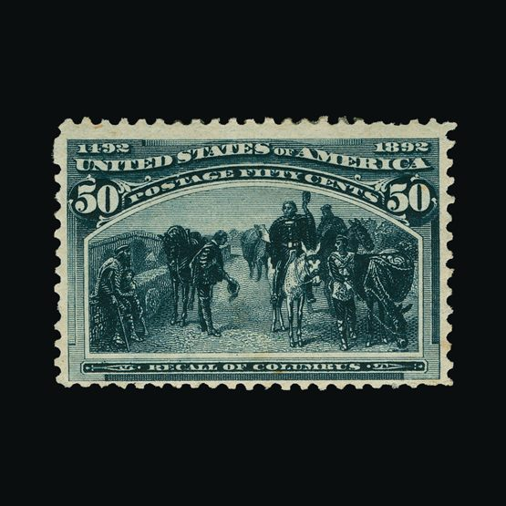 Lot 19356 - United States of America 1893 -  Universal Philatelic Auctions Sale #77 worldwide Collections