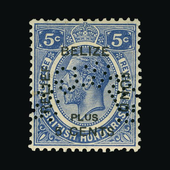 Lot 2153 - british honduras 1932 -  Universal Philatelic Auctions Sale #77 worldwide Collections