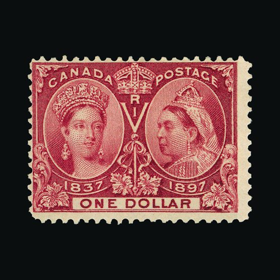 Lot 2699 - Canada 1897 -  Universal Philatelic Auctions Sale #77 worldwide Collections