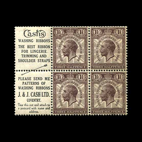Lot 9834 - Great Britain - KGV 1929 -  Universal Philatelic Auctions Sale #77 worldwide Collections