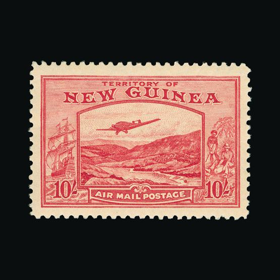 Lot 14496 - new guinea 1939 -  Universal Philatelic Auctions Sale #78 worldwide Collections