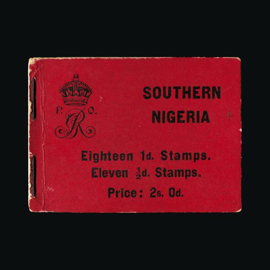 Lot 15182 - nigeria - southern nigeria 1910 -  Universal Philatelic Auctions Sale #78 worldwide Collections