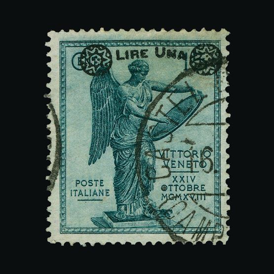 Lot 11074 - Italy 1924 -  UPA UPA Sale #79 worldwide Collections