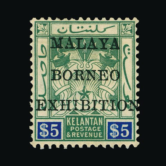 Lot 12345 - malaya - kelantan 1922 -  UPA UPA Sale #79 worldwide Collections