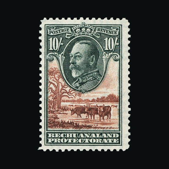 Lot 1311 - bechuanaland 1932 -  UPA UPA Sale #79 worldwide Collections
