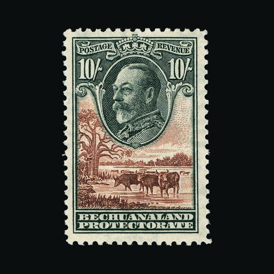 Lot 1312 - bechuanaland 1932 -  UPA UPA Sale #79 worldwide Collections