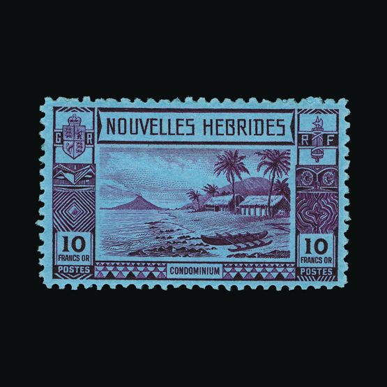 Lot 13514 - new hebrides - french 1938 -  UPA UPA Sale #79 worldwide Collections