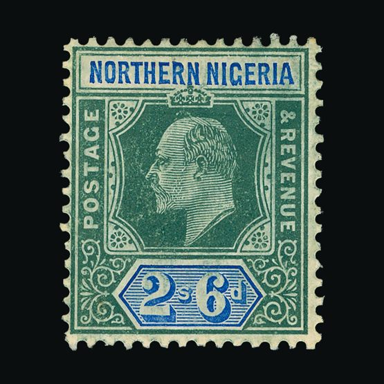 Lot 14094 - Nigeria - Northern Nigeria 1905-07 -  UPA UPA Sale #79 worldwide Collections
