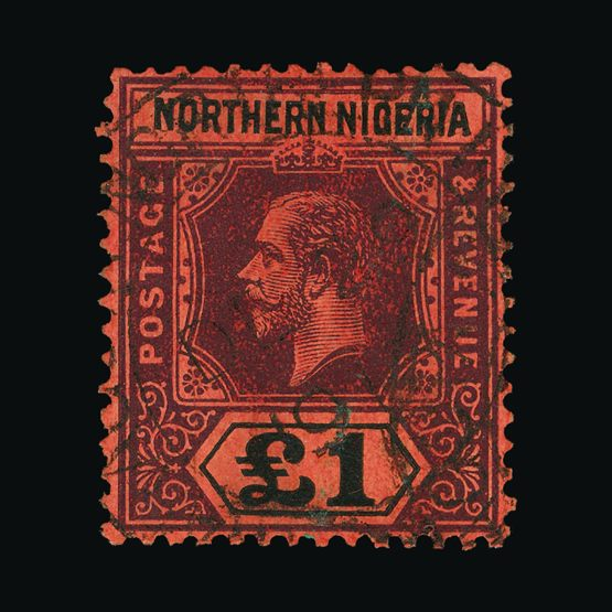 Lot 14102 - Nigeria - Northern Nigeria 1912 -  UPA UPA Sale #79 worldwide Collections