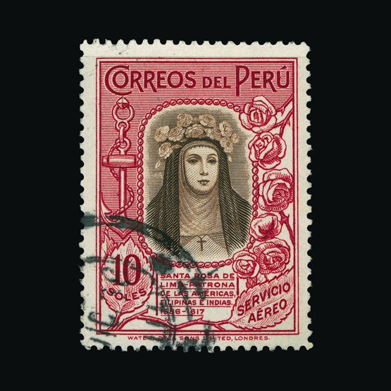 Lot 14531 - Paraguay 1936 -  UPA UPA Sale #79 worldwide Collections