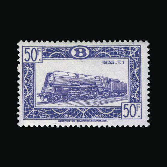 Lot 1479 - Belgium 1949-52 -  UPA UPA Sale #79 worldwide Collections