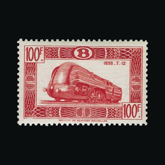 Lot 1480 - Belgium 1949-52 -  UPA UPA Sale #79 worldwide Collections