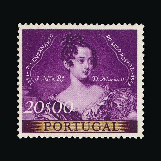 Lot 14888 - Portugal 1953 -  UPA UPA Sale #79 worldwide Collections