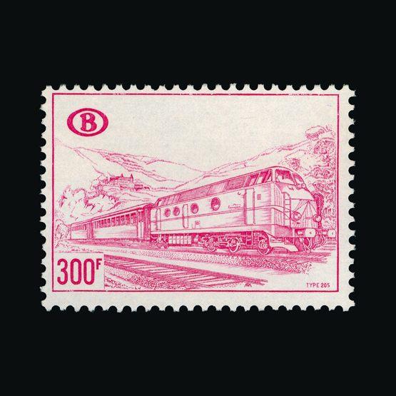 Lot 1517 - Belgium 1953-70 -  UPA UPA Sale #79 worldwide Collections