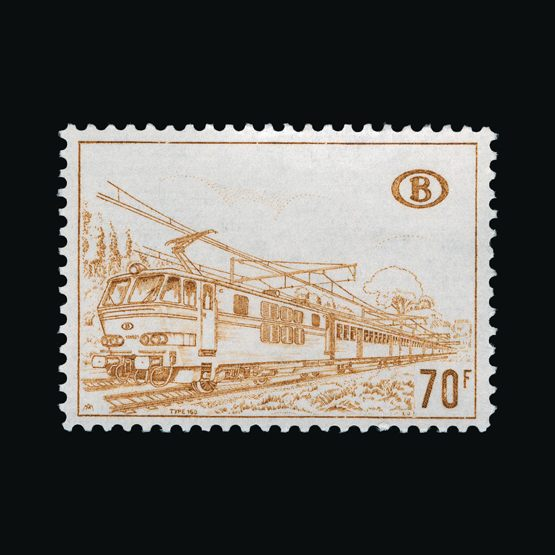 Lot 1557 - Belgium 1968-1973 -  UPA UPA Sale #79 worldwide Collections