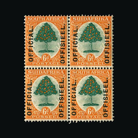 Lot 16000 - south africa 1926 -  UPA UPA Sale #79 worldwide Collections