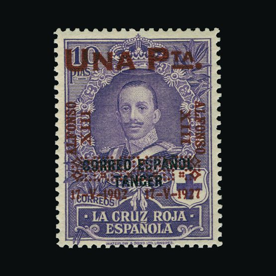 Lot 16289 - Spain 1927 -  UPA UPA Sale #79 worldwide Collections