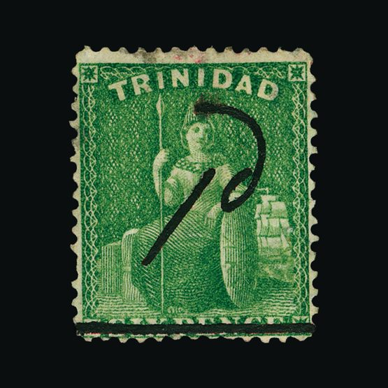 Lot 17444 - Trinidad and Tobago - Trinidad 1882 -  UPA UPA Sale #79 worldwide Collections