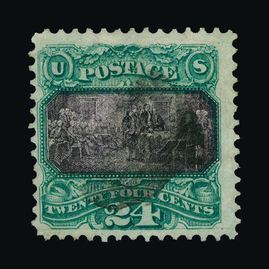 Lot 17686 - United States of America 1869 -  UPA UPA Sale #79 worldwide Collections