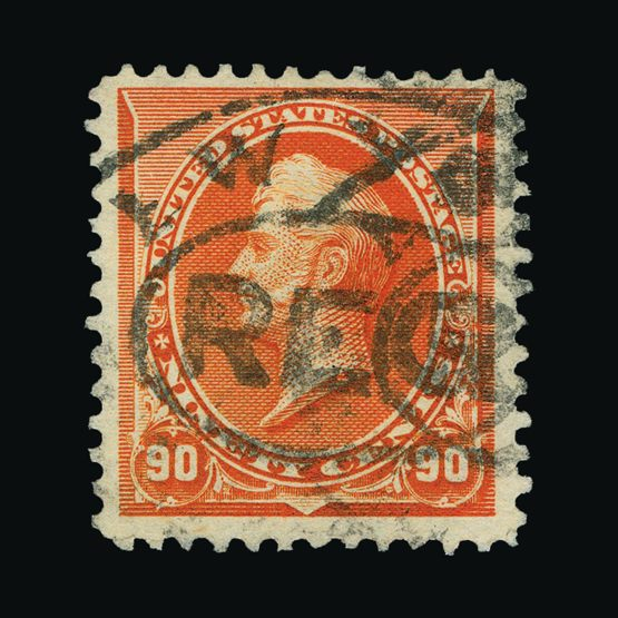 Lot 17699 - United States of America 1890-93 -  UPA UPA Sale #79 worldwide Collections