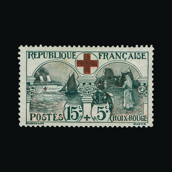 Lot 18281 - France 1918 -  UPA UPA Sale #79 worldwide Collections