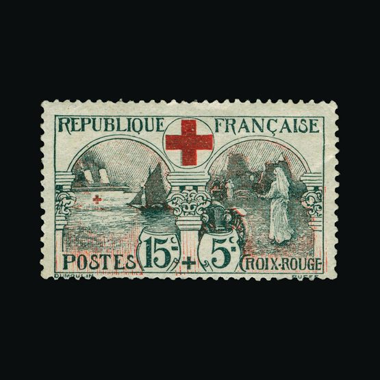 Lot 18283 - France 1918 -  UPA UPA Sale #79 worldwide Collections