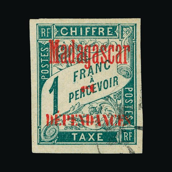 Lot 18377 - France - Colonies - Madagascar 1896-97 -  UPA UPA Sale #79 worldwide Collections