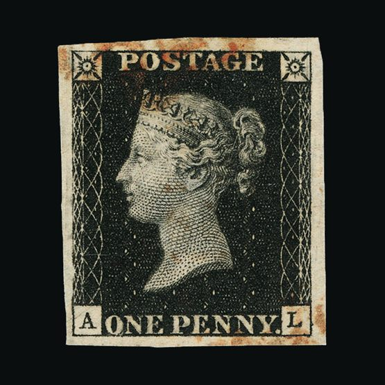 Lot 18439 - Great Britain - QV (line engraved) 1840 -  UPA UPA Sale #79 worldwide Collections