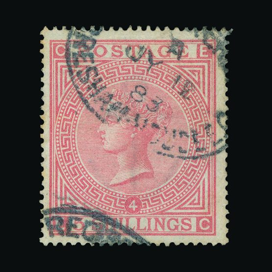 Lot 18599 - Great Britain - QV (surface printed) 1867-83 -  UPA UPA Sale #79 worldwide Collections