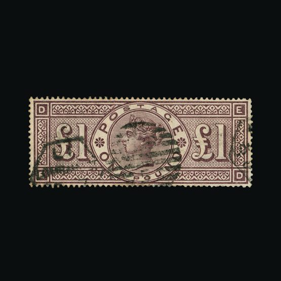 Lot 18635 - Great Britain - QV (surface printed) 1884 -  UPA UPA Sale #79 worldwide Collections