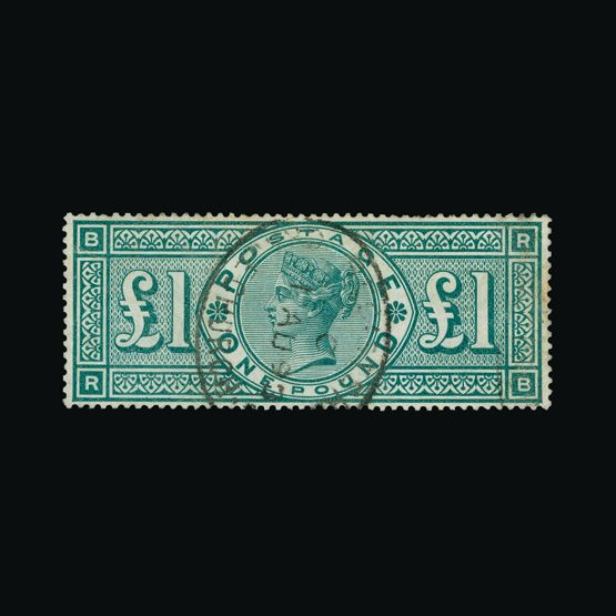 Lot 18641 - Great Britain - QV (surface printed) 1891 -  UPA UPA Sale #79 worldwide Collections